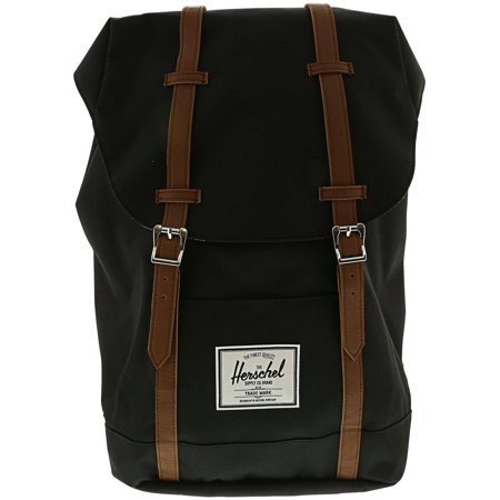 Herschel Supply Co Retreat Canvas Backpack - Black