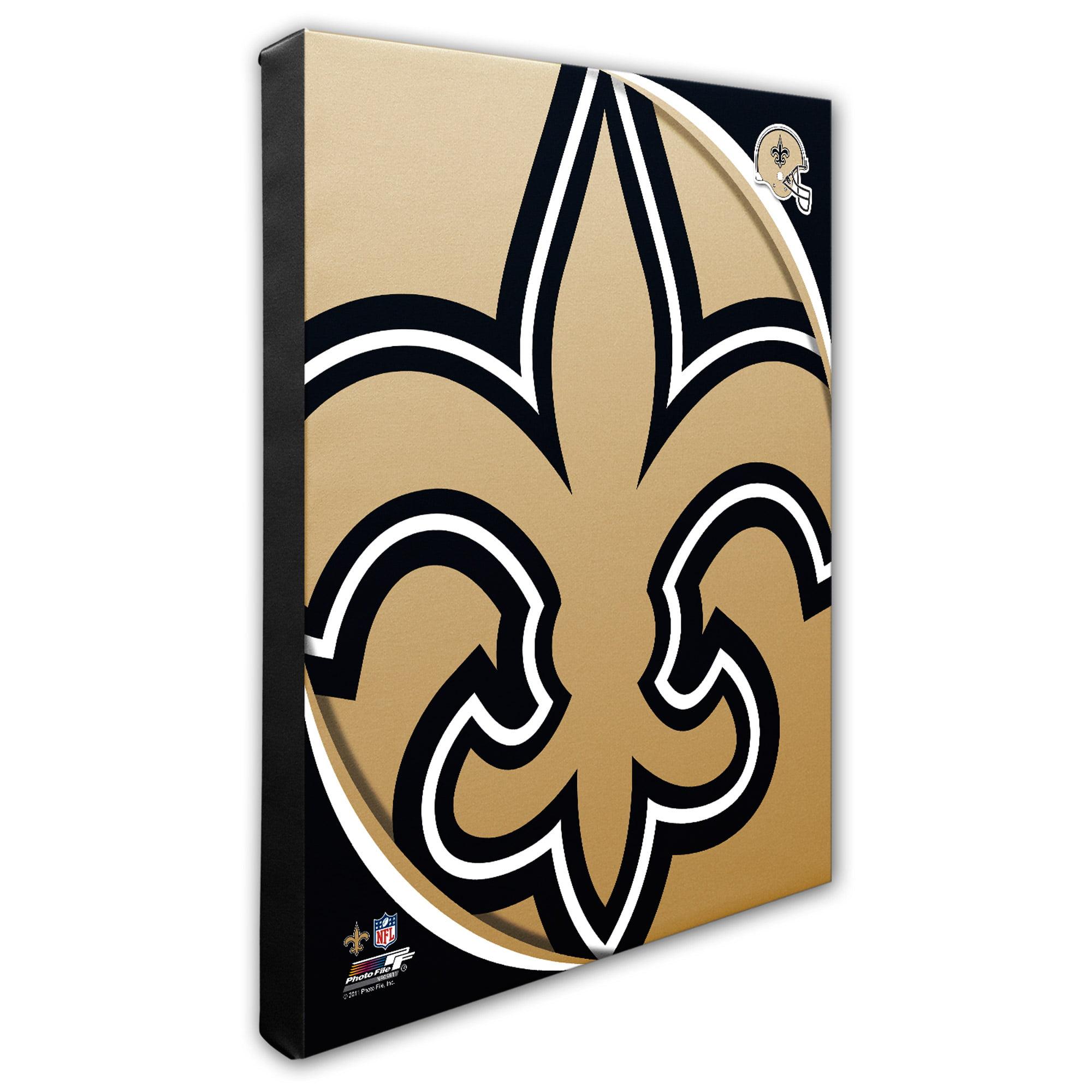 """New Orleans Saints 16"""" x 20"""" Pop Art Photo - No Size"""