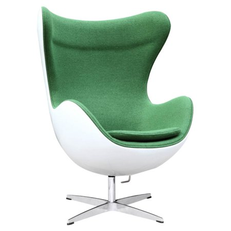 fiesta swivel chair in green