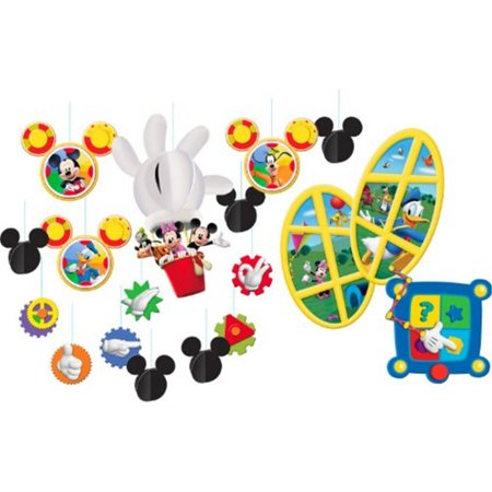 Mickey Mouse Clubhouse Room Transformation Kit by - Mickey Halloween Party Hours