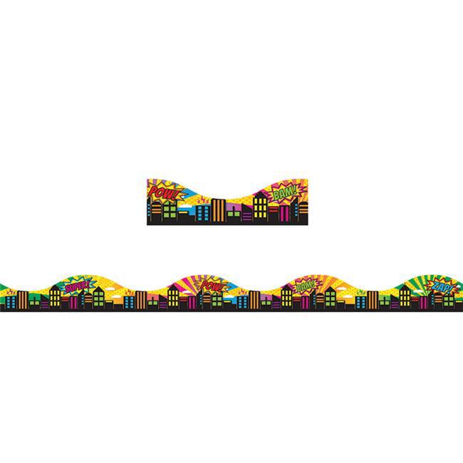 Super City Magnetic Border - image 1 of 1