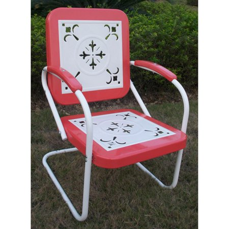 Retro Outdoor Chair Multiple Colors Walmart Com