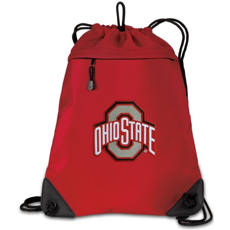 448c112566c3 Ohio State Cinch Pack OSU Drawstring Backpack - Unique Mesh & Microfiber