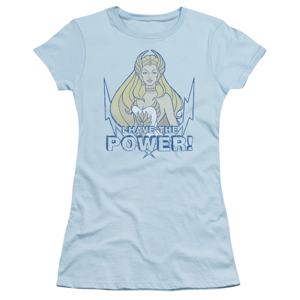 She Ra Power Juniors Short Sleeve Shirt