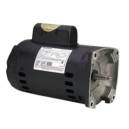 3/4 Hp Threaded Shaft Motor (A.O. Smith Century B2852 Up-Rate 3/4 HP 3450RPM Single Speed Pool Pump Motor )