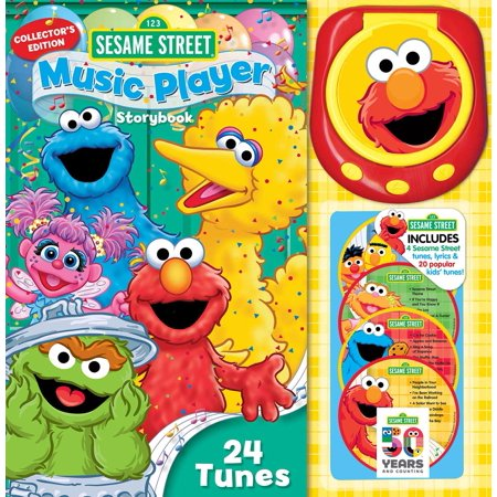 Sesame Street Ecards (Sesame Street Music Player Storybook: Collector's Edition (Collector's))
