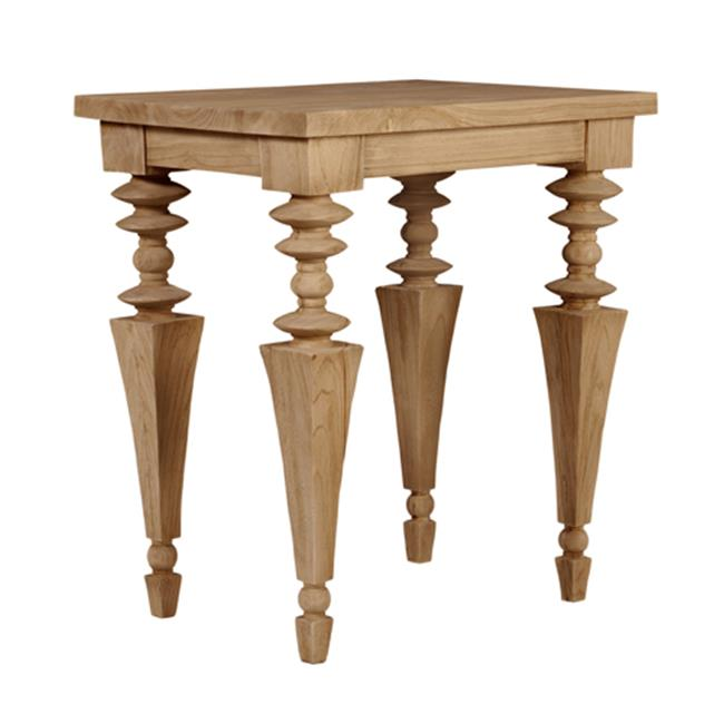 Asta Glam Teak End Table