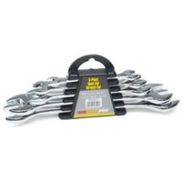 5 Pcs Open Ended Wrench Set