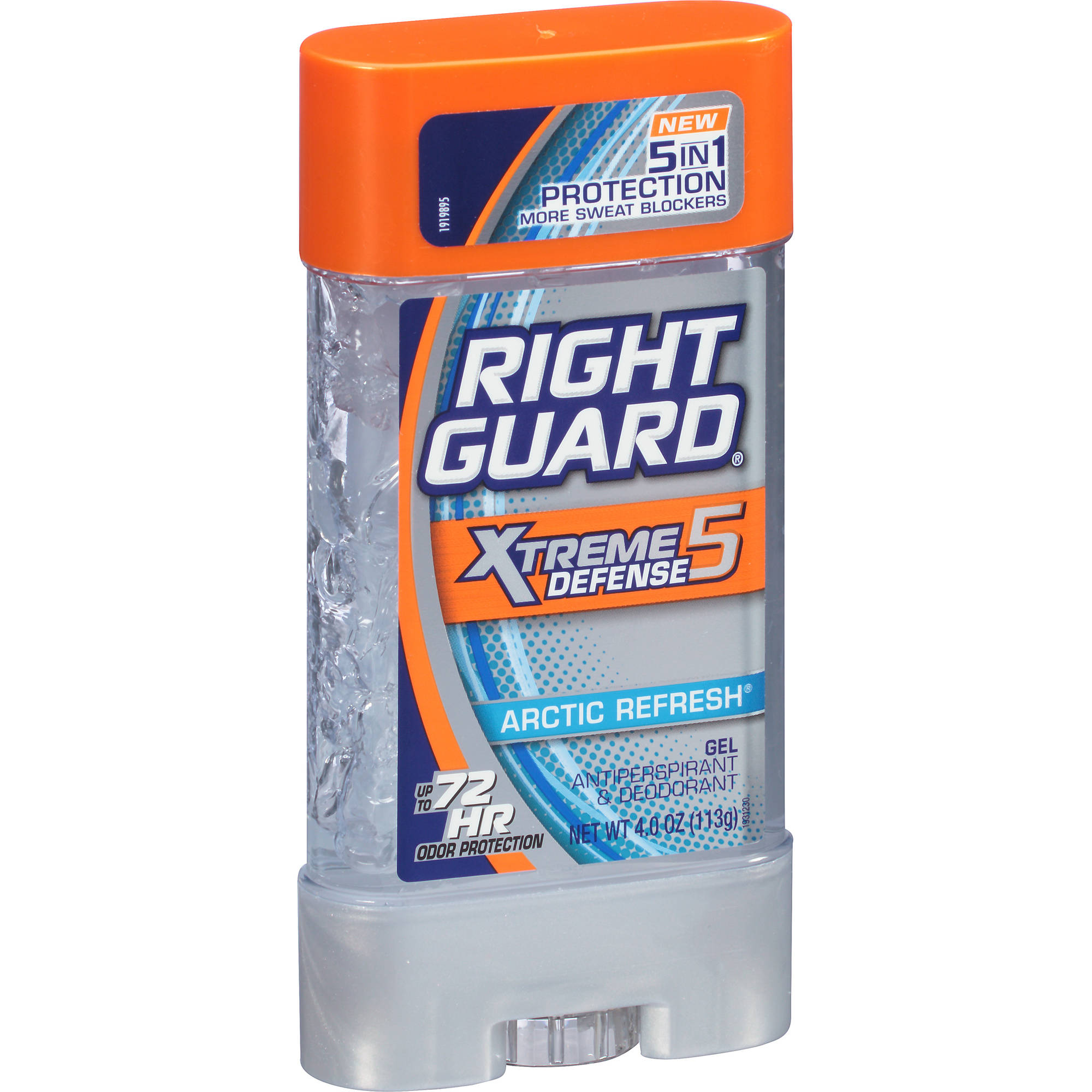 Right Guard Xtreme Ultra Gel Arctic Refresh Anti-Perspirant/Deodorant, 4 oz