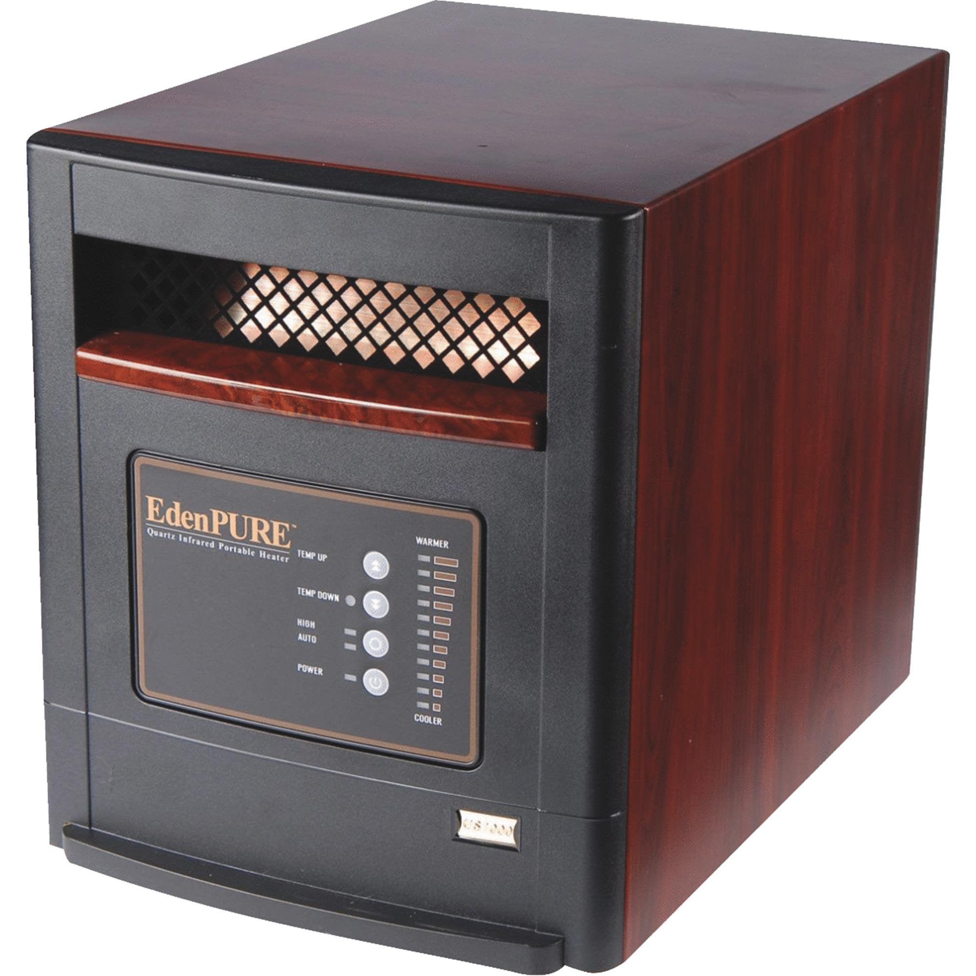 EdenPURE GEN4 Quartz Heater - Walmart.com