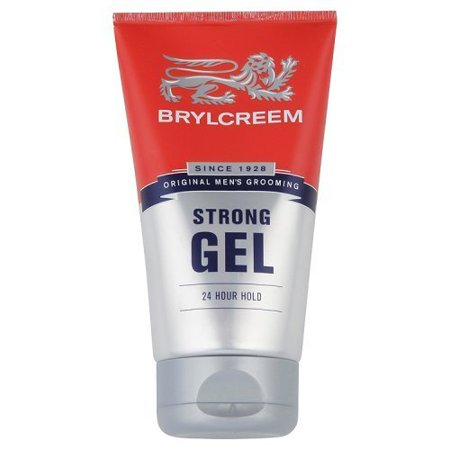 BRYLCREEM STRONG 24 HOUR HOLD GEL 150ml [Health and Beauty] [Health and Beauty] by