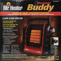Deals on Mr. Heater MH9BX Portable Buddy Propane Heater