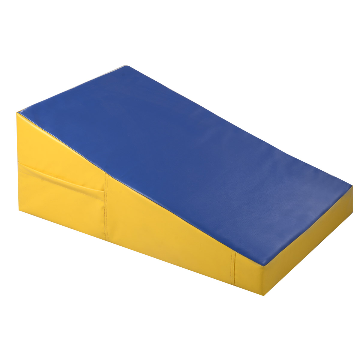 Costway Incline Wedge Ramp Gymnastics Mat Gym Sports