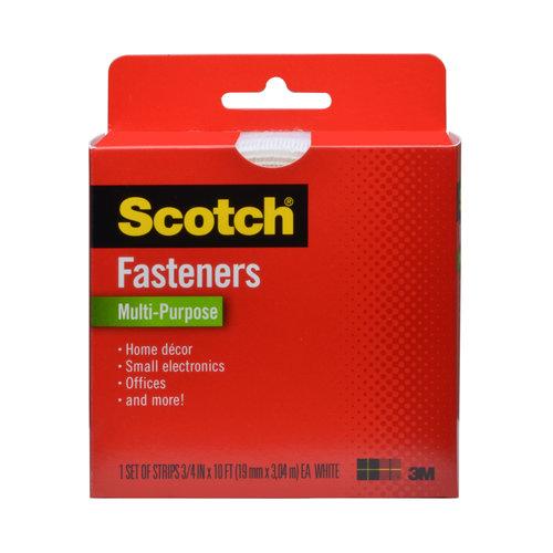 """Scotch Multi-Purpose Fasteners, 3/4"""" x 10'"""