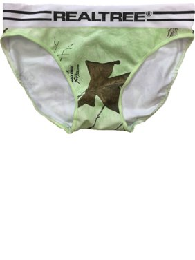 a6caa9ddd2b6 Product Image Womens Green Leaf Camouflage Boy Shorts Boyfriend Briefs  Underwear Cammo Panties
