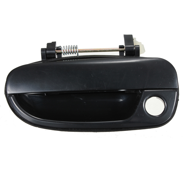 OUTER OUTSIDE DOOR HANDLE FRONT LEFT RIGHT BLACK FOR Hyundai Accent 2000-2006