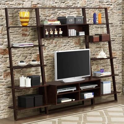 Bundle-59 4D Concepts Arlington Entertainment Center (5 Pieces)