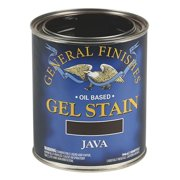 General Finishes, Oil-Based Java Gel Stain, Quart