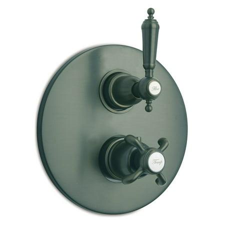 Handle Thermostatic Control Trim (La Toscana Ornellaia 87PO690 Thermostatic Valve Trim Kit )