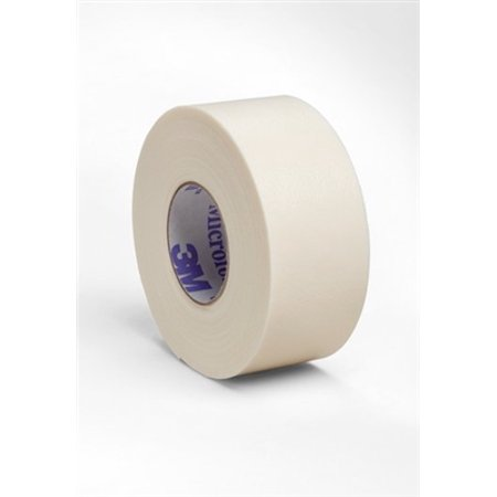 Microfoam Surgical Medical Tape, Elastic Foam Tape, 1 Inch X 5-1/2 Yards, 3M 1528-1 - Each
