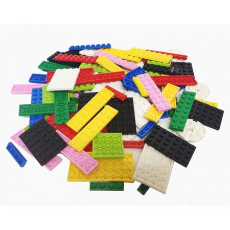 LEGO Young Builders Educational Creative Imaginative Building Bricks 100 (66 Building Terminal)