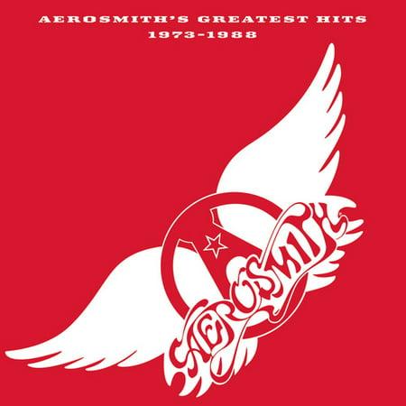 Aerosmith- Greatest Hits (CD) (Aerosmith Software)