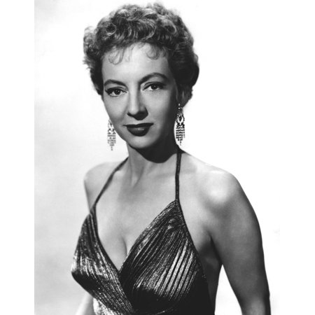 Top Of The World Evelyn Keyes 1955 Photo Print (Top 10 Photos That Changed The World)