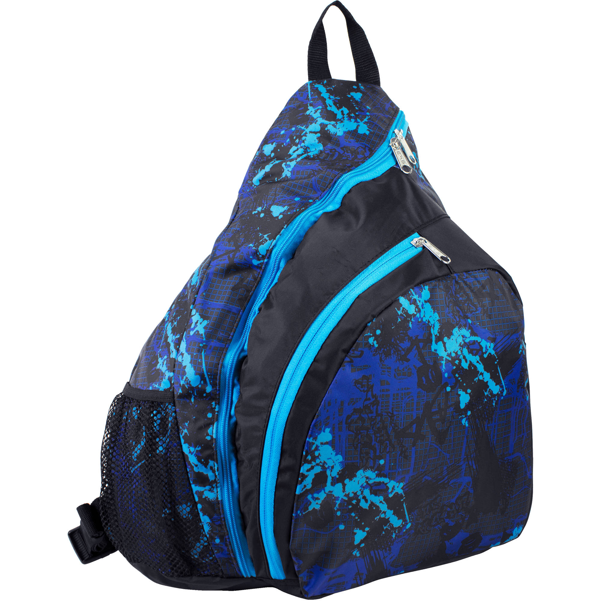Eastsport Deluxe Trapezoid Backpack