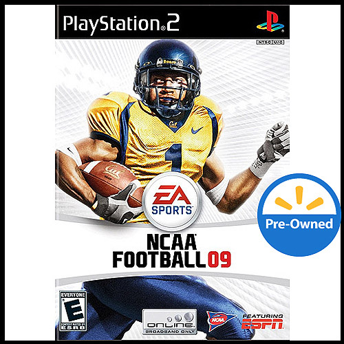 NCAA Football 2009  (PS2) - Pre-Owned