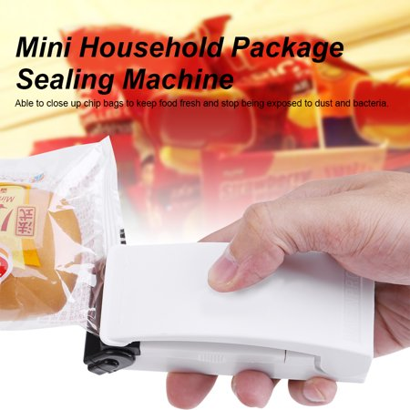 - Plastic Bag Sealer,Ymiko Mini Household Package Sealing Machine Snack Bags Plastic Bag Heat Sealer Kitchen Storage