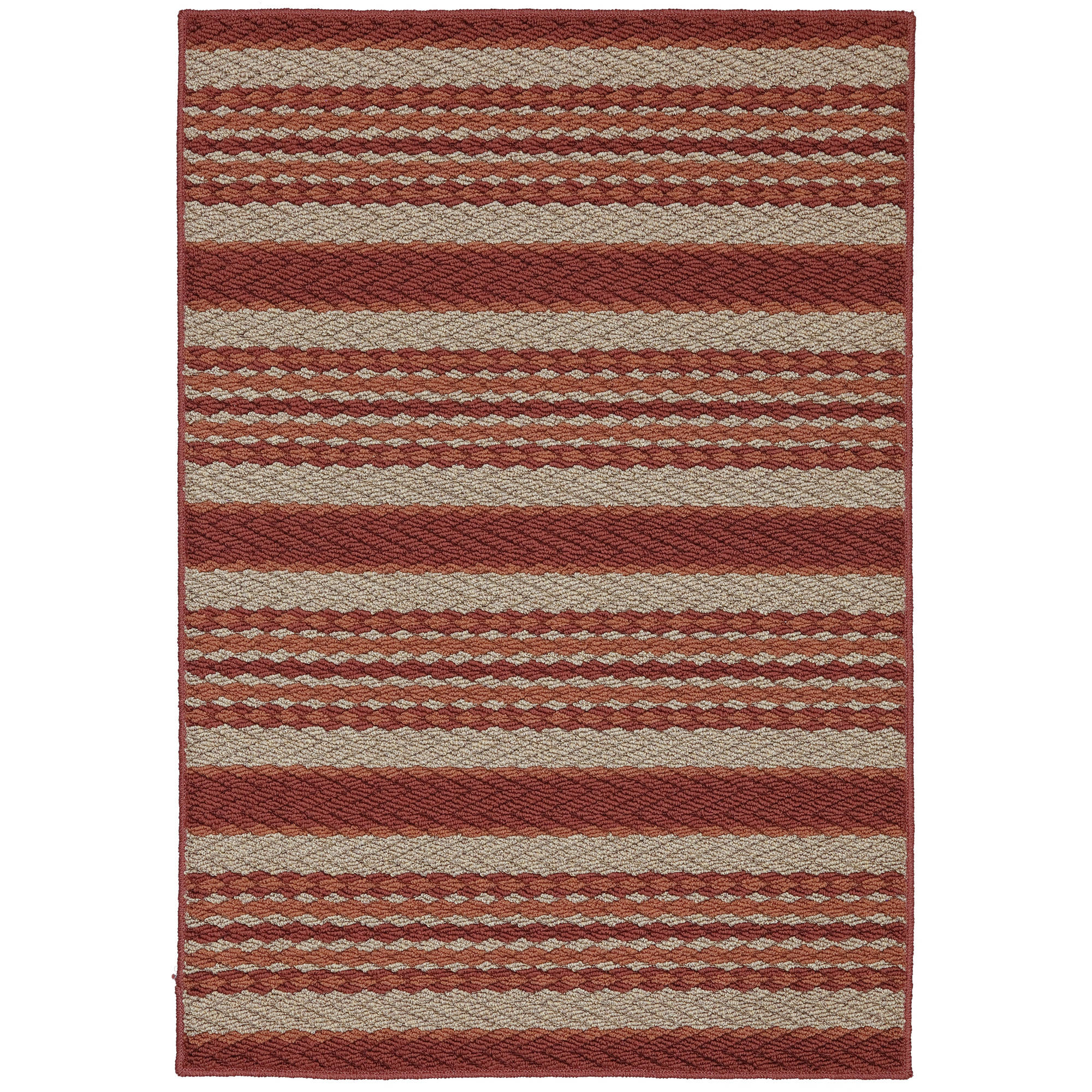Mohawk Home Seton Stripe Tufted Area Rug, 5'x8'