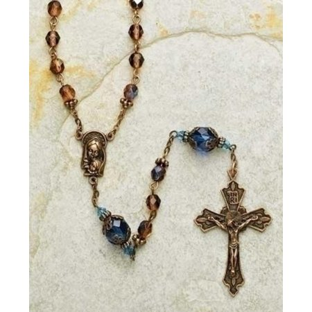 Rosary 6mm Glass (23