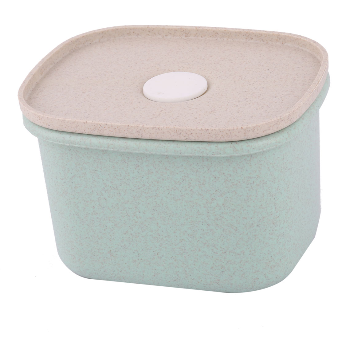 Household Kitchen Wheat Straw Jujube Bean Corn Storage Organizer Box Case Green - image 4 of 4