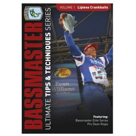 Bassmaster  Ultimate Tips   Techniques Series  Volume One   Lipless Crankbaits