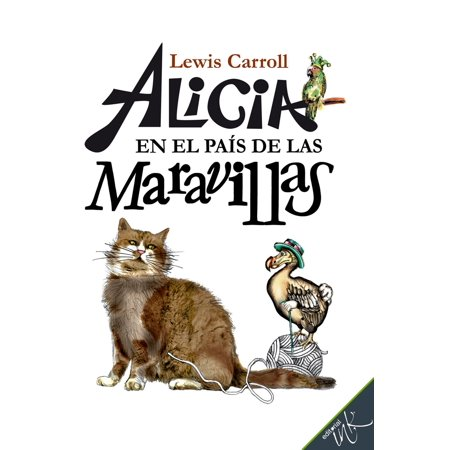 Alicia en el país de las maravillas - eBook](Alicia Pais Maravillas Halloween)