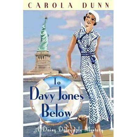 Davy Jones Chest (To Davy Jones Below)