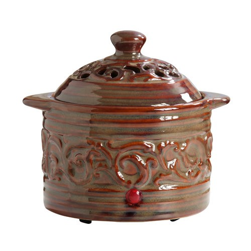 Elegant Expressions by Hosley Electric Fragrance Oil Warmer