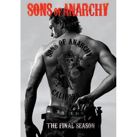 Sons of Anarchy: The Final Season (DVD)