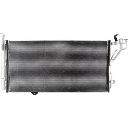 OSC Automotive 3345 A/C Condenser For Kia Amanti, OE Replacement