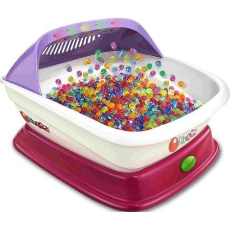 Orbeez Spa Vibrating Massage Spa Water Beads Playset with 2,200 Orbeez
