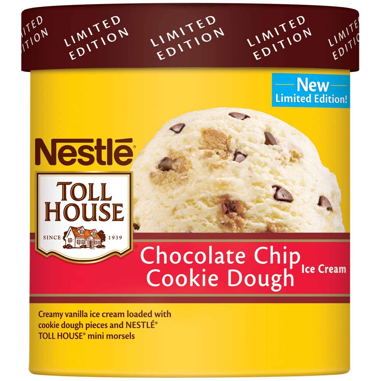 Nestl Toll House Limited Edition Chocolate Chip Cookie Dough ...