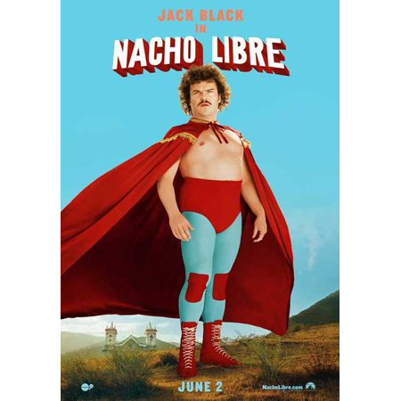 Nacho Libre POSTER Movie D (27x40)
