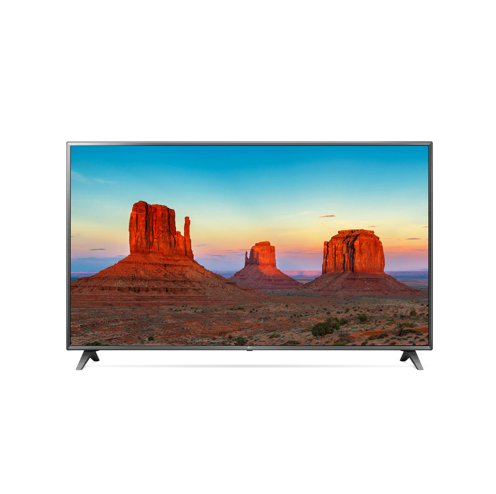 LG 75u0022 Class 4K (2160P) Ultra HD Smart LED HDR TV 75UK6570PUB