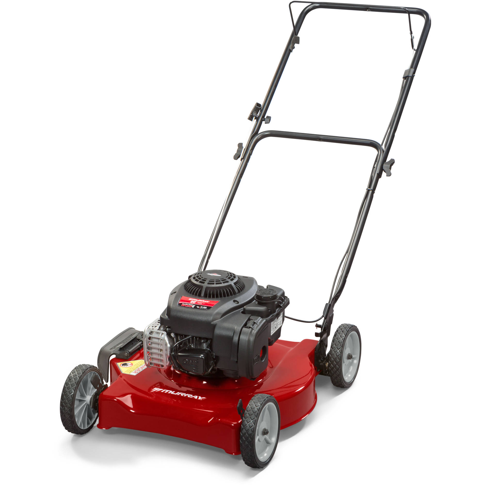 "Murray 20"" 125cc Gas-Powered, Side-Discharged Push Lawn Mower"