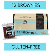 Our Specialty Gluten Free Brownies 12 Pack