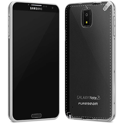 Pure Gear Slim Shell Case for Samsung Galaxy Note 3 Clear
