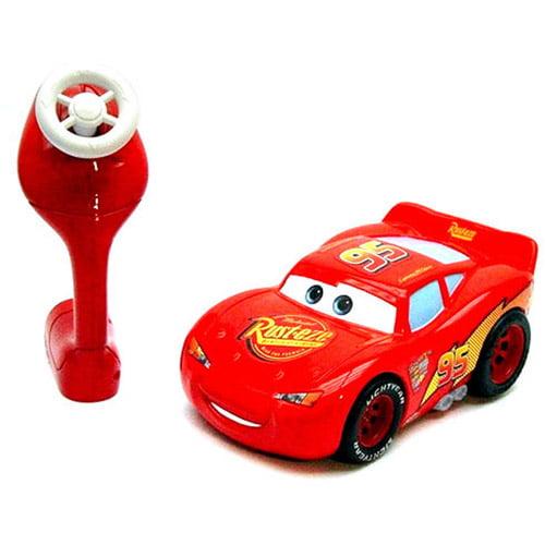 Disney Pixar Cars Radio-Controlled Easy Rider, Lightning McQueen