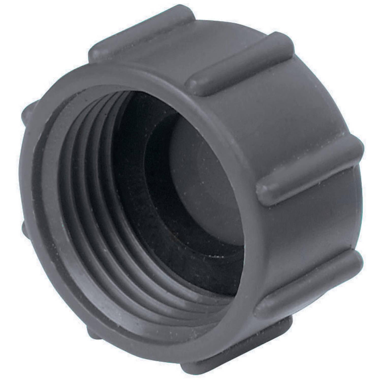 Gilmour 04HCC Polymer Hose Cap, 2-Count