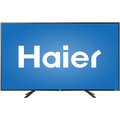 "Haier 43E4500R 43"" 1080p 60Hz Smart HDTV with Built-in Roku"