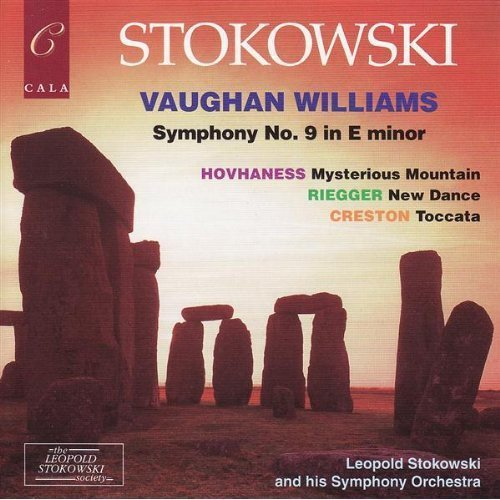 Sym 9: Vaughan Williams